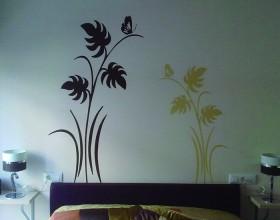 Rotulación de dormitorio